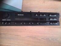 BMW 3 Series E46 BMW Business Radio Cassette Player 6902659