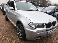 BMW X3 2.0 20d M Sport 5dr Auto
