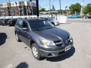 2006 Mitsubishi Outlander LS | NO ACCIDENTS | ONE OWNER |