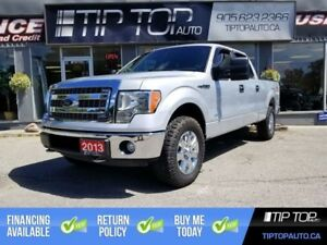 2013 Ford F-150 XLT ** 4x4, 3.5L Eco-Boost, Bluetooth **