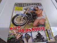 STREETFIGHTERS MAGAZINE ISSUE 201- NOVEMBER 2010