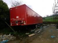 40ft trailer