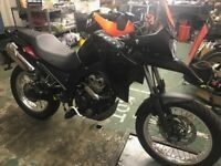 Derbi Terra 125 Supermoto 2016 VGC