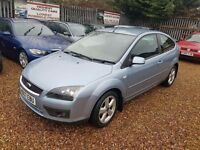 2007 Ford Focus 1.6 Zetec Climate Great condition family car