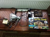 reptile accesories for turtle or terrepin