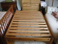 Wooden Bed Frame for sale