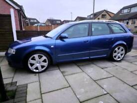 Open to offers - Audi A4 1.8T Ltd Edition