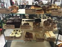 Cake Glass display units