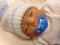 "Reborn Baby Doll "" Alfie "" Realistic Newborn Lifelike"