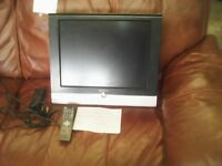 bargain dntech wall mounted tv
