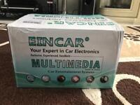 Multimedia in car entertainment system