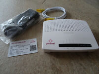 Plusnet Technicolor TG582N Wireless Fibre Router