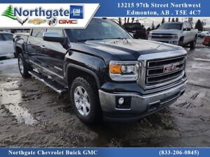 2015 GMC Sierra 1500 SLT Crew Cab Loaded Finance Available