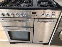 Rangemaster platinum cooker