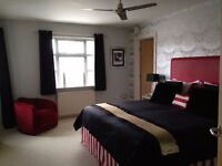 LUXURY Large/Modern 2 Bed 2 Bath Apartment To Rent In Leicester City Centre Fully Furnished