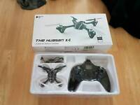 Hubsan X4 drone. Helicopter rc toy
