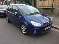 2008 FORD CMAX AUTO - 2.0L - ONE LADY OWNER FROM NEW - LOW MILEAGE - FULL HISTORY - BARGAIN