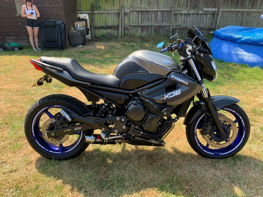 2009 Yamaha XJ6 for Sale in United Kingdom