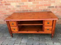 Coffee Table - Ducal Rosewood Pine