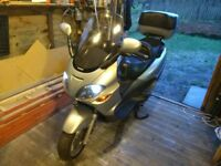 FOR SALE BIG SCOOTER PIAGGIO X9 250 2000/2018