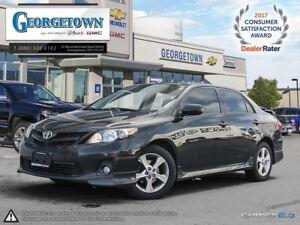 2011 Toyota Corolla S S * Sunroof * Accident Free *