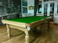 Snooker Table - One off full size table
