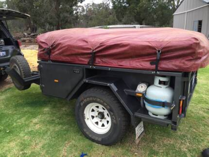 Off Road Trailer - As featured in CT Touring Magazine Bedfordale Armadale Area Preview