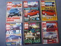 Auto Express magazines