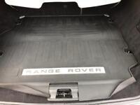 2011 Range Rover sport boot mat