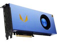 AMD RX VEGA 64 FE Frontier Edition GPU Mining XMR 16GB HBM2 RAM