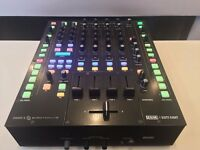 RANE SIXTY-EIGHT 68 4-CHANNEL MIXER + RANE CASE TRAKTOR SERATO DJ ABLETON LINK