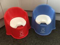 Baby Bjorn Potty Chairs