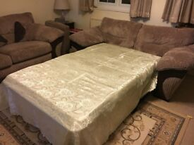 3 Seater and 2 Seater Sofa Bed for sale - Good Condition