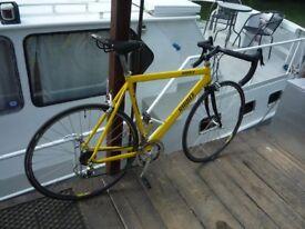 road bike 22inch reduced