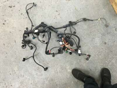BMW E91 318D (05'-11') N47 ENGINE WIRING LOOM HARNESS 7580538