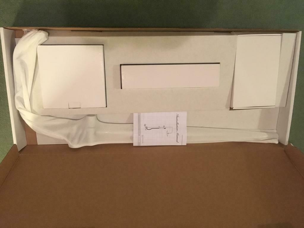 BNIB Bathroom Items - Bath Mixer Tap, Heated Towel Rail, Thermostatic  Shower Kit | in Norwich, Norfolk | Gumtree