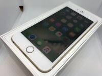 Apple iPhone 6 Plus - 64GB - Gold Edition - Network Unlocked - ONLY £185 - Box Included