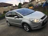 Ford smax 2.0 titanium 163bh, full service history , still has 8months mot remaining
