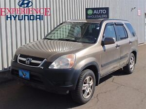 2003 Honda CR-V EX THIS WHOLESALE WILL BE SOLD AS TRADED - INQ