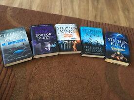 Stephen King book bundle