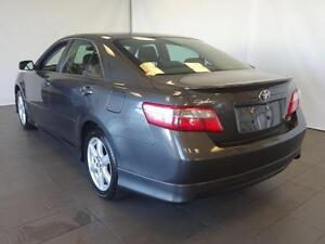 2007 Toyota Camry SE Only 75433 km