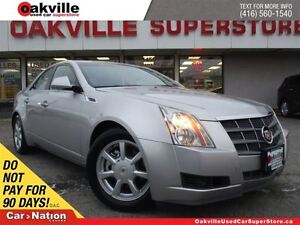 2008 Cadillac CTS 3.6L w/1SA | PANORAMIC ROOF | REMOTE START | L