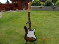 Fender Squier Stratocaster 20th Anniversary model