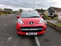 Peugeot 2010 107 1.0