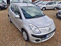 Nissan Pixo 1.0 Acenta 5dr, MOT TILL MARCH 18. GENUINE LOW MILEAGE. LADY OWNER. P/X WELCOME