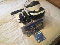 PSVR Bundle immaculate condition