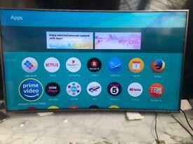 Panasonic TX55CR852B Curved Ultra HD 4K Freeview HD Smart 3D LED TV