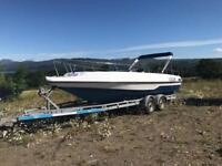 Sea pro 22 , maxum , bayliner , bowrider , open boat , ready to go