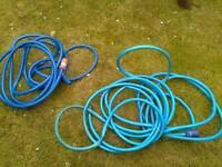 2 peices of hose