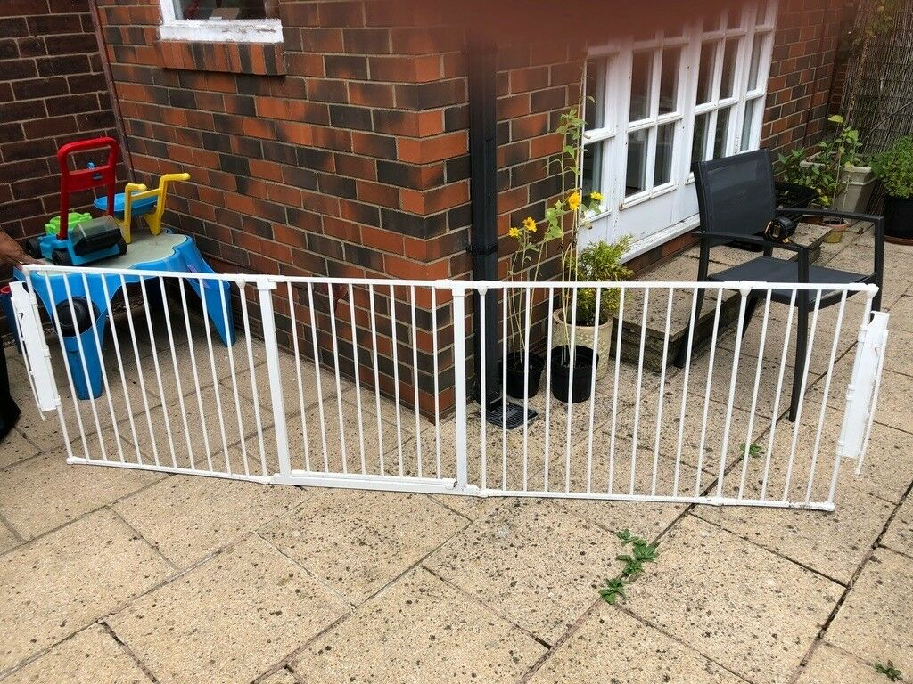 Really Long Baby Gate Safety Guard 2 5 Metres In Headingley